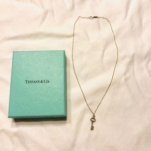 Tiffany & Co. Jewelry - Tiffany & Co. Small Key Necklace
